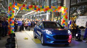 U Rumunjskoj započela proizvodnja hibridne Ford Pume