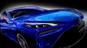 Najavljena nova generacija vodikom pogonjene Toyote Mirai