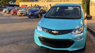 GM opoziva sve Chevrolet Boltove zbog problema s baterijama