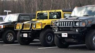 Hummer bi se mogao vratiti na scenu kao električni SUV