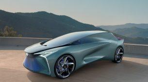 LF-30 Electrified: Lexusova vizija budućnosti elektrifikacije vozila