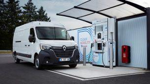 Renault uvodi pogon na vodik u laka gospodarska vozila