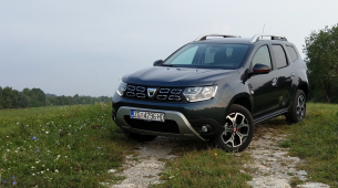 Dacia Duster TechRoad 1,3 Tce 150 FAP – Može i do 200 km/h, no kome to treba