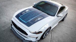 Električni Ford Mustang Lithium – s ručnim (!) mjenjačem