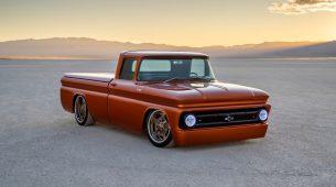 Chevroletov električni kamionet imitira zvuk V8 motora