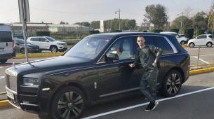 Marcelo Brozović kupio Rolls-Royce Cullinan, o kakvom je vozilu riječ?