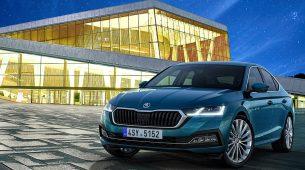 Škoda Octavia stiže u svom modernom, četvrtom izdanju