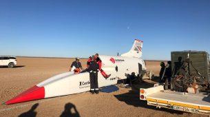 1.000 milja na sat – rekord o kojem maštaju u projektu Bloodhound