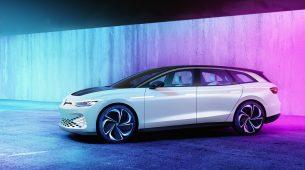 Već sedmi električni koncept Volkswagena: ID. SPACE VIZZION