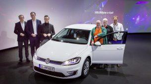 Volkswagen isporučio 100.000 e-Golfova u pet godina