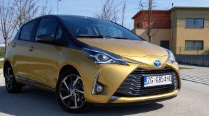 Toyota Yaris 1.5 Hybrid Y20