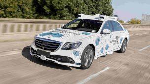 Bosch i Mercedes-Benz pokreću pilot-projekt automatiziranog prijevoza