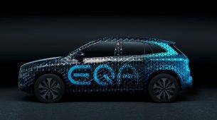 """Mercedes najavljuje EQA, električnog """"brata"""" modela GLA"""