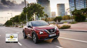 Novi Nissan JUKE osvojio pet zvjezdica Euro NCAP-a