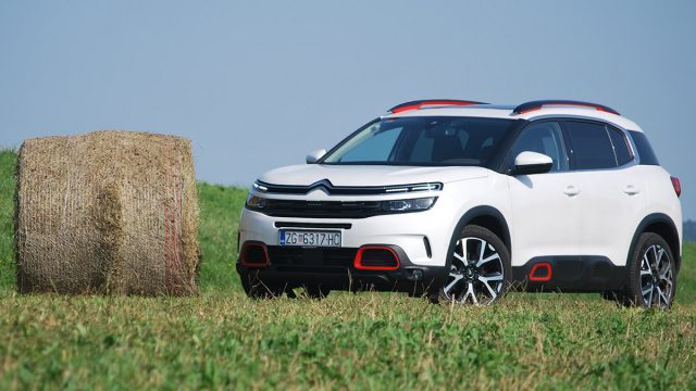 Citroen C5 Aircross 2.0 BlueHDI 180 EAT8 Shine