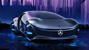 Mercedes-Benz u Las Vegasu prikazao futuristički Vision AVTR