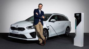 Carlosa Lahoz novi je voditelj marketinga za Kia Motors u Europi