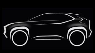 Toyota najavila novi kompaktni SUV za europsko tržište