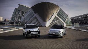 Maleni Fiati 500 i Panda dobivaju hibridne verzije