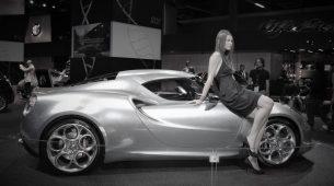Gasi se Frankfurt Motor Show