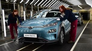 Zbog velike potražnje Hyundai utrostručuje proizvodni kapacitet Kone EV