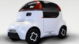 Dizajner F1 bolida želi ovom kapsulom promijeniti urbanu mobilnost