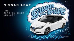 Nissan stvorio uspavanke za djecu koja dobro spavaju samo u automobilu