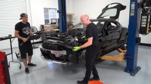 Inženjerska poslastica: rastavljanje Toyote Supre na dijelove