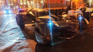 Rus izradio Batmobil, policija mu ga zaplijenila