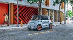 Citroën oživio model Ami u obliku električnog mini gradskog vozila