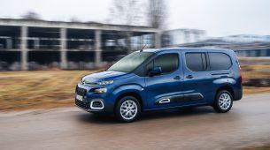 Putnički Citroën Berlingo Business u akcijskoj ponudi uz odbitak PDV-a