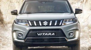 "Suzuki Vitara dobila ""blagi"" hybrid"