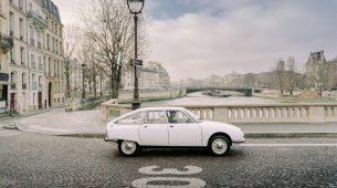 Citroën slavi pola stoljeća modela GS