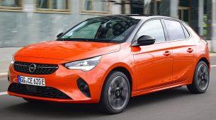 Opel Corsa-e starta od 242.358 kn za e-Edition model