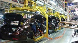 COVID-19 zaustavio proizvodnju 1,2 milijuna vozila u Europi