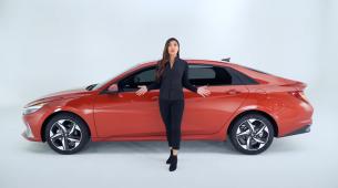 Video prezentacija nove, atraktivne i hibridne Hyundai Elantre