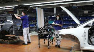 Volkswagen sljedećeg tjedna ponovno pokreće proizvodnju u Europi