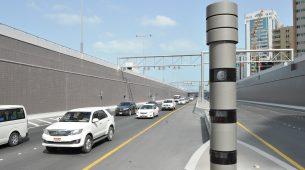 Policijski radari u Dubaiju nadziru prekršitelje izolacije
