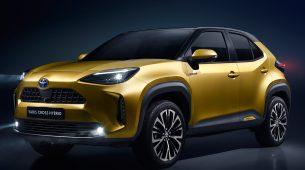 Razotkriven Toyotin adut – Yaris Cross