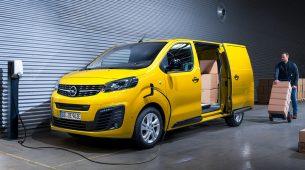 Opel Vivaro sada ide i na struju!