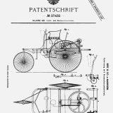 Izvorni patent Carla Benza uvršten je u program Sjećanje svijeta, organizacije UNESCO i nalazi se pod posebnom zaštitom