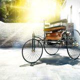 Benz Patent-Motorwagen Nr. 1 nije imao spremnik goriva već se isto nalazilo u rasplinjaču. Potrošnja goriva iznosila je oko 10 l/100 km