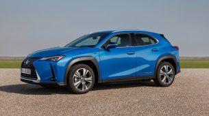 Potpuno električni Lexus UX 300e stiže krajem godine