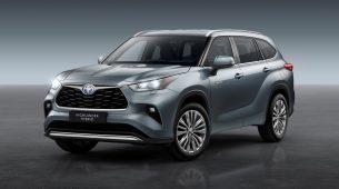 Toyotin hibridni Highlander sa 7 sjedala u Europu stiže 2021. godine