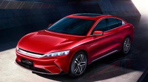 Kineski električni automobili BYD uskoro u Europi