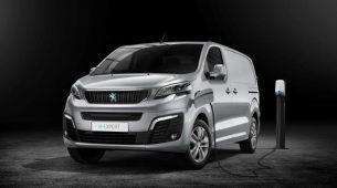 Peugeot e-Expert, dostavno vozilo na električni pogon