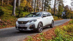 Posebna ponuda u svibnju za Peugeot 3008 i 5008