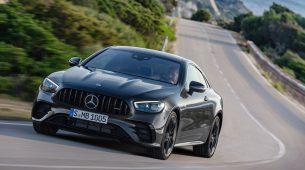 Obnovljena Mercedesova E-klasa sada i u Cabriolet te Coupe izdanju