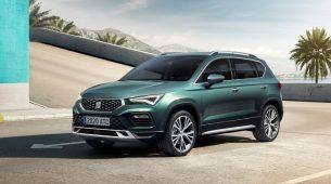 Redizajnirana SEAT Ateca 2020: atraktivnija i pametnija