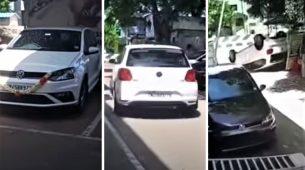 Dugo mu je i trajao: u par sekundi na krov okrenuo tek kupljeni VW Polo